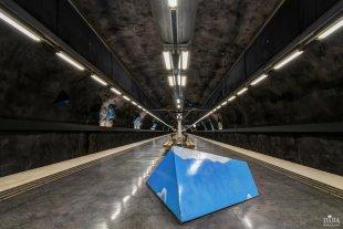 Subways of Stockholm von Dyba