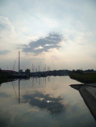 Wolkenstück von AUde-Vide