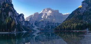 Bergsee von Samski