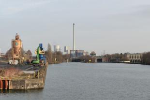 Rhein-Herne-Kanal von Tele-Thommel