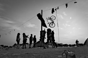 Air Bike von Kristian Anfall