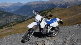 Einzylinder-Motorräder