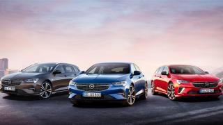 Opel stellt überarbeiteten Insignia vor