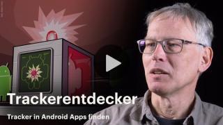 nachgehakt: Tracker in Android Apps finden