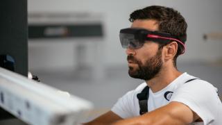 ThinkReality A6: Lenovo zeigt seine erste AR-Brille