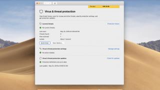 Microsoft Defender für Mac darf getestet werden