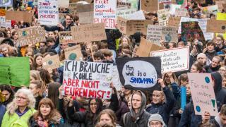 Fridays for Future: Klimaschutz unter 14- bis 22-Jährigen wichtigstes Thema