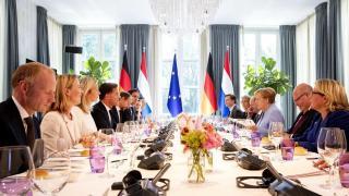 Merkel für viel schärferes EU-Klimaziel bis 2030