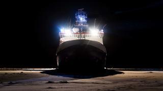 Mosaic: Die Polarstern vor Extrem-Expedition in die Arktis mit Risiken