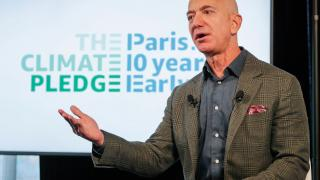 Klimaschutz: Amazon will bis 2040 CO2-neutral sein