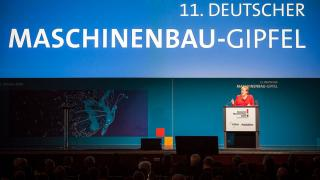 Merkel sieht Wasserstoff als interessanten Energieträger