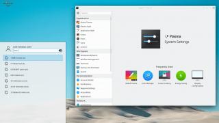 KDE Plasma 5.17 punktet mit schnellem Start