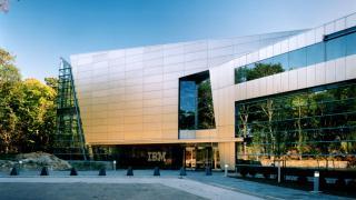IBM-Hauptquartier in Armonk