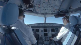 Die Vision des elektrischen Linienflugs mit der Brennstoffzelle