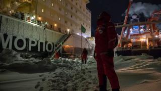 """Arktis-Expedition """"Mosaic"""": Schichtwechsel in die Finsternis"""