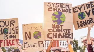 Fake-Demonstrations-Aufruf per Mail: Emotet setzt zur Verbreitung auf die Klimakrise