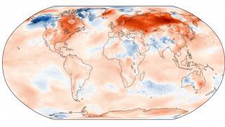 EU-Klimawandeldienst: Wärmster Januar in Europa und global seit 1981
