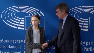 """Klimaschutz: EU-Kommission will die Klimaneutralität """"in Stein meißeln"""""""