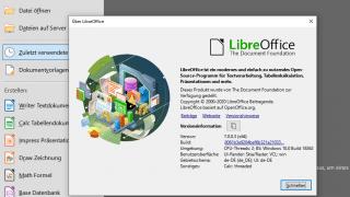 LibreOffice 7.0: Vulkan kommt, die bisherige Marke bleibt