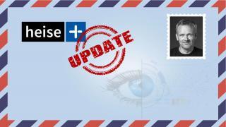 heise+ Update: Der Newsletter vom 9. Oktober 2020