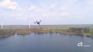 Profi-Drohne DJI Inspire 2 im Test