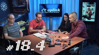 c't uplink 18.4