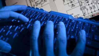Hacker-Angriff
