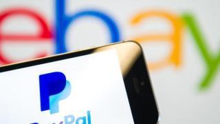 Ebay und PayPal Logo