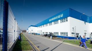 Foxconn im tschechischen Pardubice