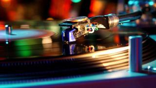 Schallplattenspieler