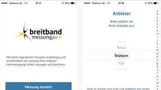 App Bundesnetzagentur