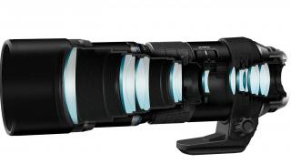 Micro-Four-Thirds: Olympus kündigt 300-mm-Festbrennweite an