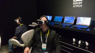 CES 2016: Dolbys 3D-Sound für VR ausprobiert