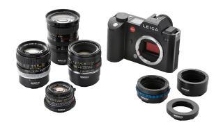 Novoflex-Objektivadapter für Leica SL