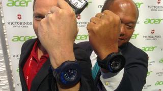 Cybertool von Victorinox und Acer