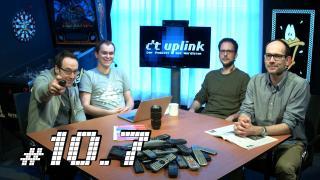 c't uplin 10.7: Spiele-Graumarkt, Elektroschrott, MWC 2016