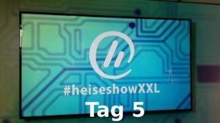 #heiseshowXXL @ CeBIT 2016: Videos von Tag 4