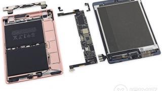 Kleines iPad Pro im Teardown: Vollgepackt und mit viel Kleber