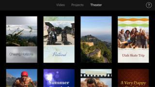 Update für iMovie-App