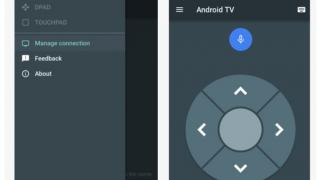 Android-TV-Fernbedienung für iOS