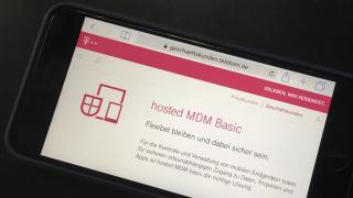 Deutsche Telekom betreibt MobileIron-Gerätemanagement
