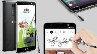 LG Stylus 2 Plus: Noch ein Phablet mit Eingabestift