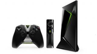 Nvidias Streaming-Box Shield Android TV