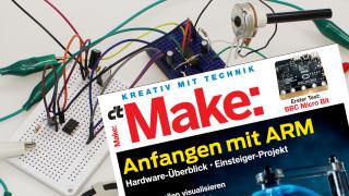Make: Ausgabe 3/16 jetzt im Zeitschriftenhandel