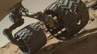 NASA-Rover Curiosity