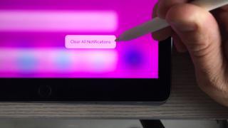 3D Touch auf iPad Pro