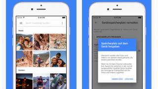 Google Fotos für iOS: Beschleunigt und mit mehr Werkzeugen