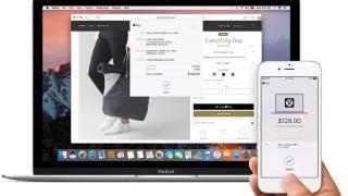 Apple Pay in Safari