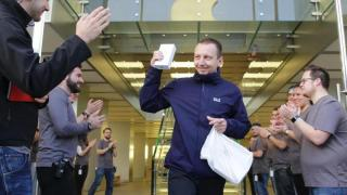 iPhone Verkaufsstart