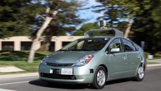 Roboter-Auto von Google
